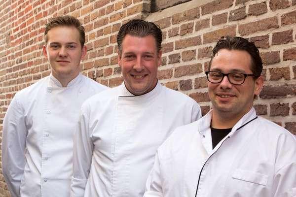 Teamfoto Restaurant De Nachtwacht