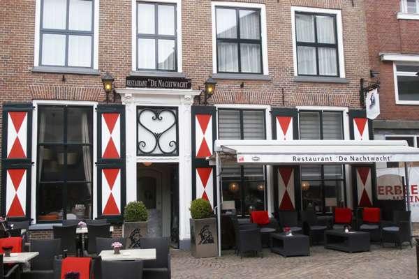 Restaurant De Nachtwacht Winterswijk Pand